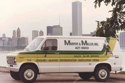 Over 75 Years of History Murphy & Miller classic trucks
