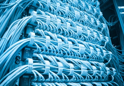 Murphy & Miller HVACR Services for Data Centers-clean cables