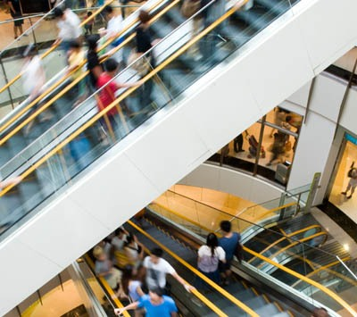 Murphy & Miller HVACR services for retail escalators