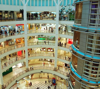 Murphy & Miller HVACR services for retail shopping malls